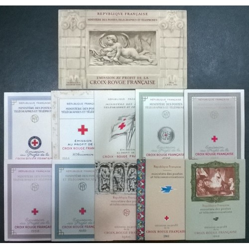 Croix-Rouge 2002-2011