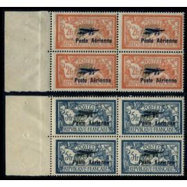Poste Aérienne (lot 3110 à 3225)