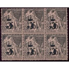 Afrique Equatoriale à Dédéagh (lot 5200 à 5341)