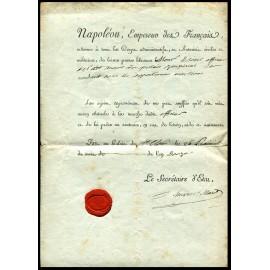 Documents Historiques (lot 8062 à 8065d)