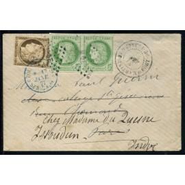 Colonies Générales (lot 9043a à 9063)